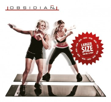 Obsidian Fitness Slide Board