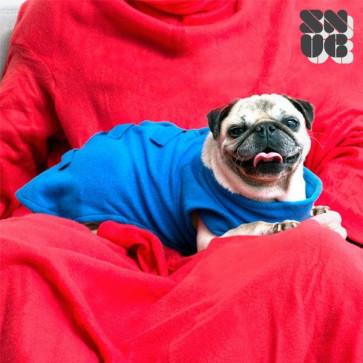 fleece jas one doggy blanket