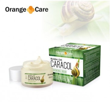 Orange Care Baba de Caracol Crème