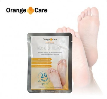 Orange Care Intensive Foot Treatment