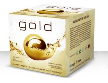 Orange Care Luxury Gold