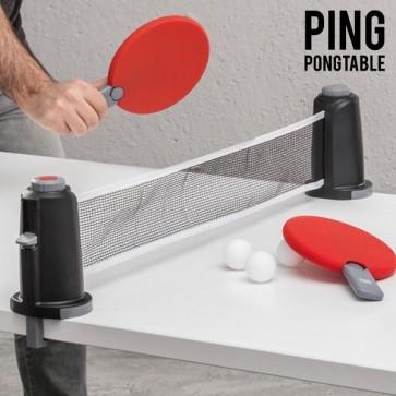 Ping Pongtable Draagbaar Tafelspel