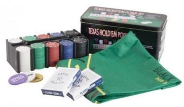 Pokerset Pokerchips