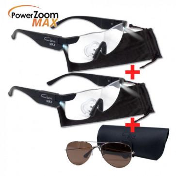 Power Zoom Max Glasses