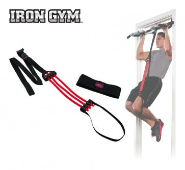De Iron Gym Pull Up Boost