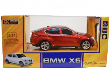 RC BMW X6
