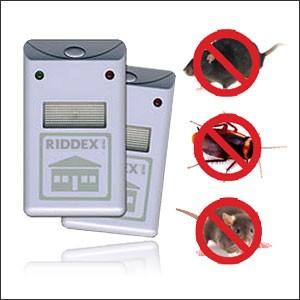 2 x Riddex plus