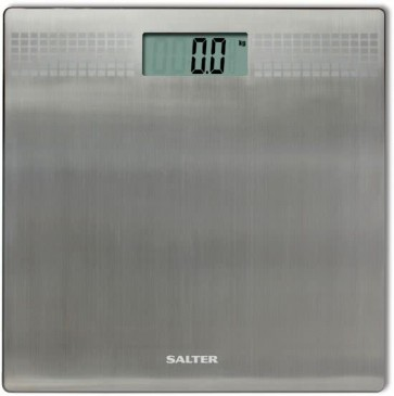Salter Ultra slim_ stainless Steel Electronic scale
