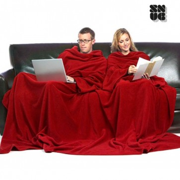 deken met mouwen