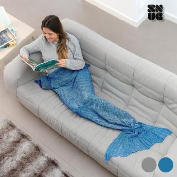 Snug Snug One Mermaid Deken