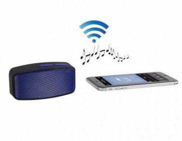 Clip Sonic Bluetooth Mini Speaker TES158 Blauw