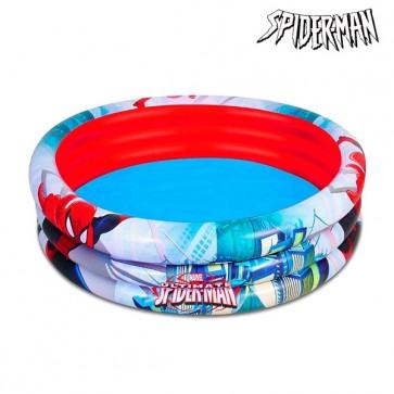 Opblaasbare zwembad van spiderman, spiderman opblaasbare zwembad,