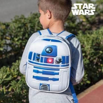 Star Wars, 3D Schooltas, Schooltas, Rugzak, Rugtas, Star Wars Schooltas