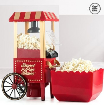 popcorn machine, Sweet & Pop