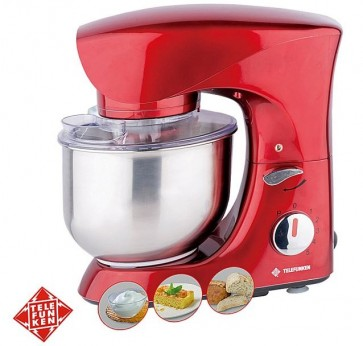 Telefunken Keukenmachine 4,3 Liter, keukenmachine,