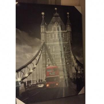 Schilderij: Tower Bridge 60 x 80 cm