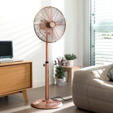 Ventilator, Ventilatoren, Tristar, Brons, Bronzen ventilator, Tristar Ventilator