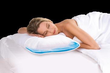 Lanaform Aqua Pillow - Waterkussen - 70 x 50 cm