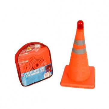 Pop-up Veiligheidskegel