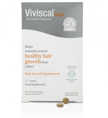 Viviscal Man Hair Growth Supplement