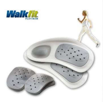 Walk Fit Platinum inlegzolen