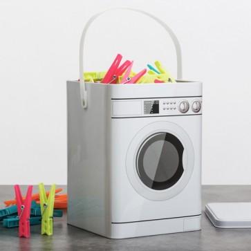 Wasmachine Metalen Box, Metalen Box Wasmachine, Wasmachine,