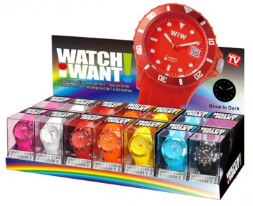 Watch i want Horloge