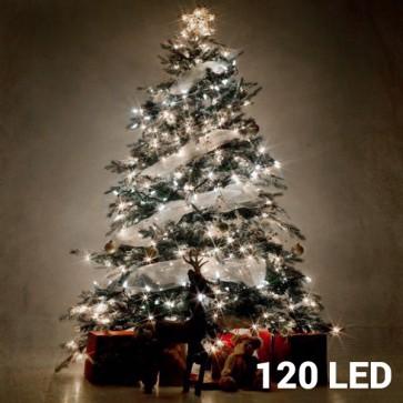 Kerstverlichting 120 LED's