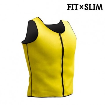 Fit X Slim X-tra Sauna Men's Sportvest