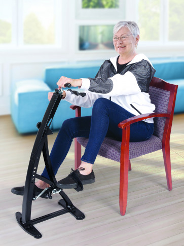Deluxe Home Exercise Bike – North American Pedaaltrainer