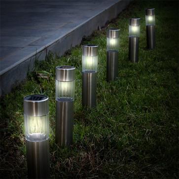 Zonnelamp Stake (set van 6)