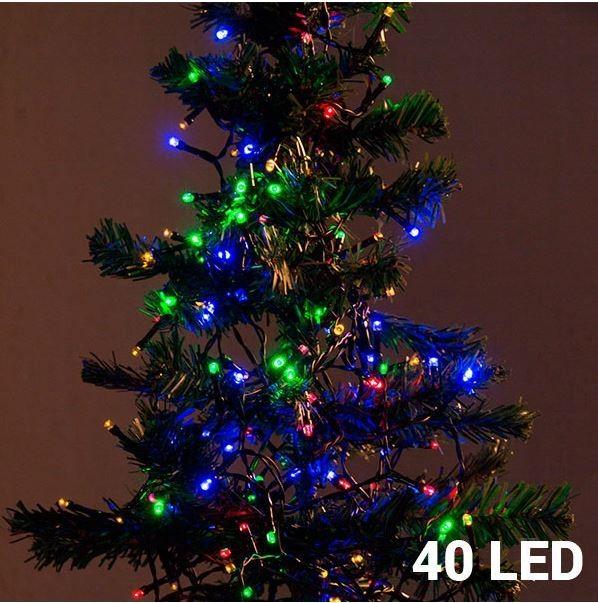 Kerstverlichting 40 Led S Nu Verkrijgbaar Bij Bekendvanpc Nl