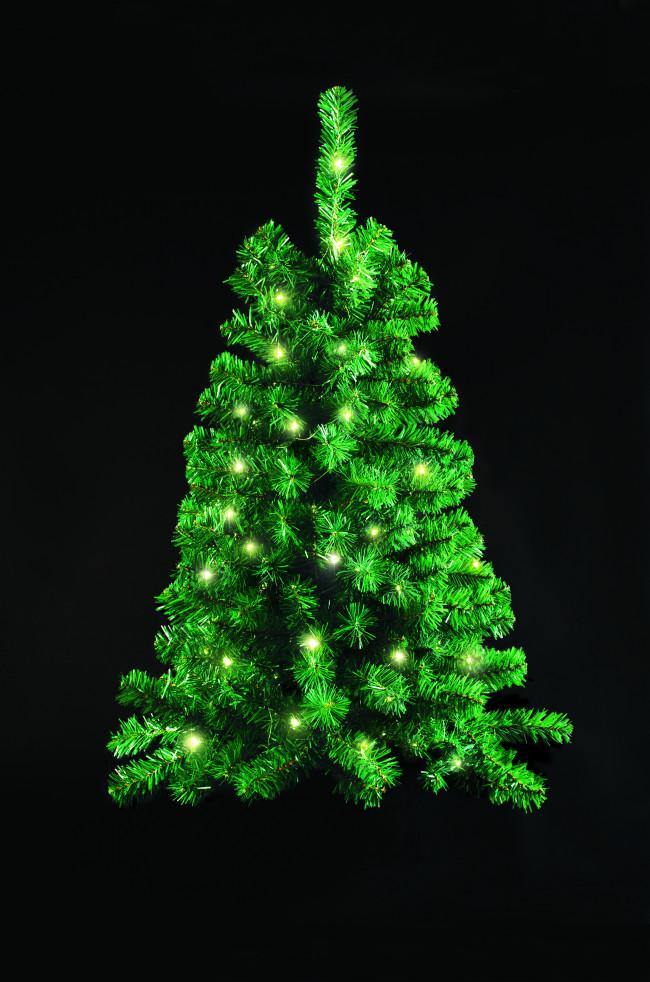 Ideaworks Halve Muur Kerstboom Met Verlichting Nu Verkrijgbaar Bij