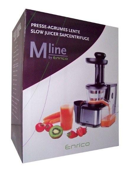 Slow Juicer Zin En Onzin : Enrico M-line Slowjuicer