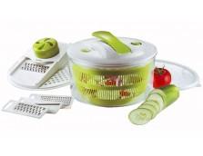 Enrico salade set met rasp 9 delig