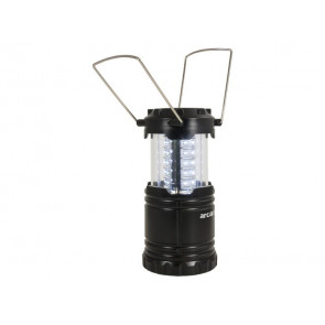 Arcas Led Lantaarn 30 LED Zwart