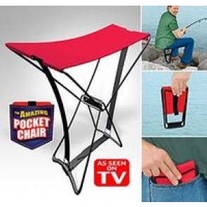 Pocket chair Campingstoel
