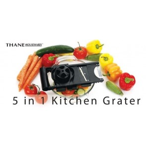 5 in 1 Kitchen Grater Keukenmandoline