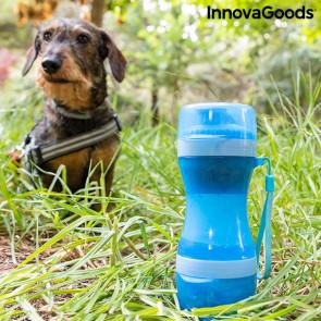 2 in 1 waterfles en voerbak voor je huisdier - Innovagoods
