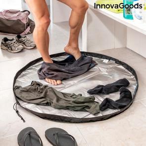 2 in 1 Kleedkamermat en Waterbestendige Tas Gymbag InnovaGoods