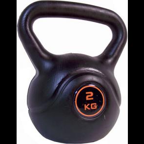 Q4 Life Kettlebell plastic 2 kg.