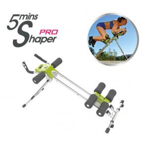 Fitnessapparaat Zilver / Groen 5 Minute Shaper Pro