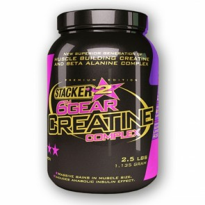 Stacker 6th Creatine Complex orange 1135 gram