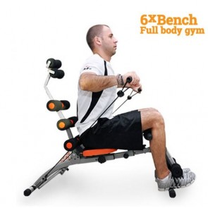 6XBench Full Body Gym
