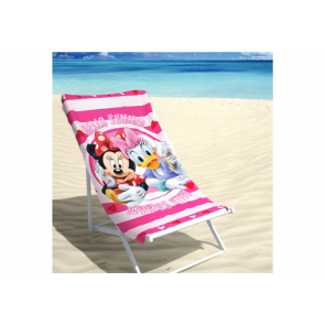 Strand laken Minnie en Katrien