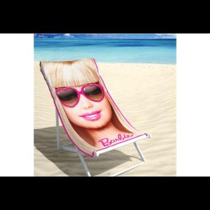 Strand laken Barbie