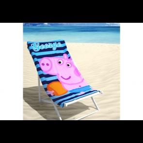 Strand laken Peppa Pig Arm