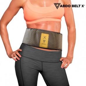 De Abdo belt X extra vibrerende riem kunt u waar en wanneer u maar wilt gebruiken