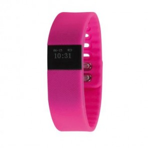 Clip Sonic Activity tracker wristband roze