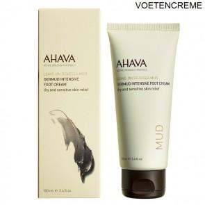 Ahava Dermud Intensive voet crème